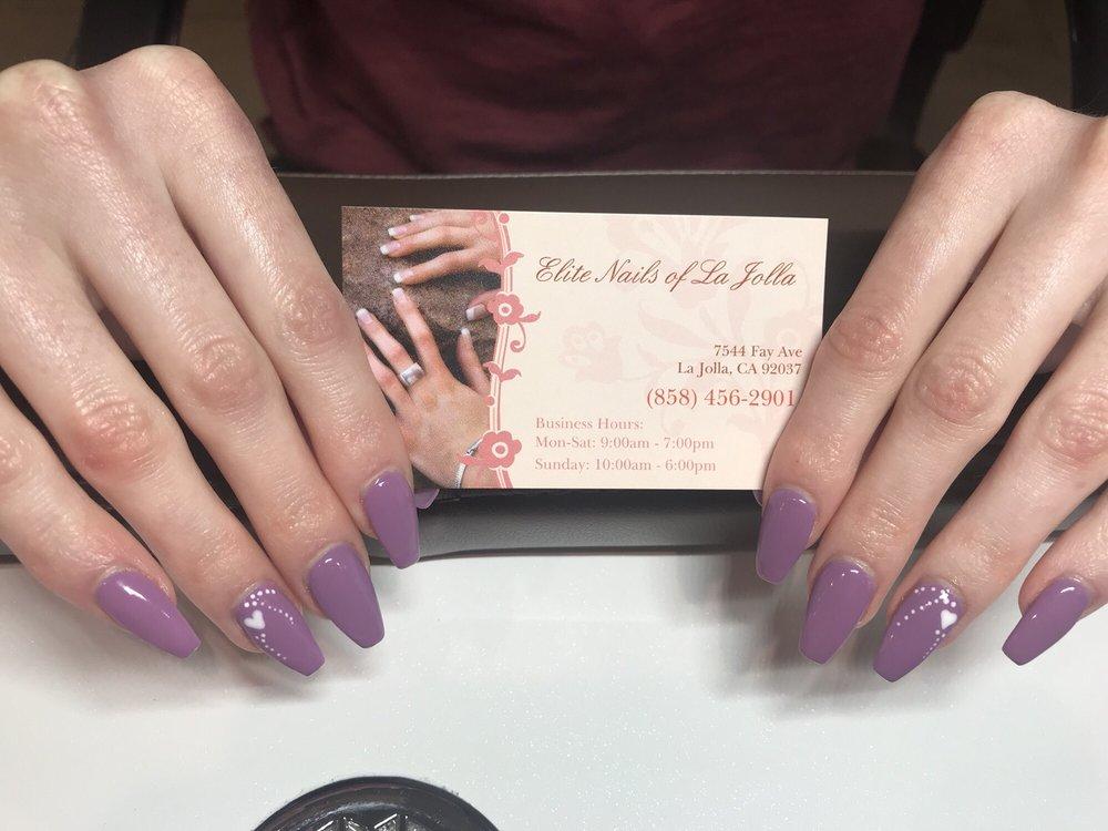Photos for Elite Nails of La Jolla - Yelp