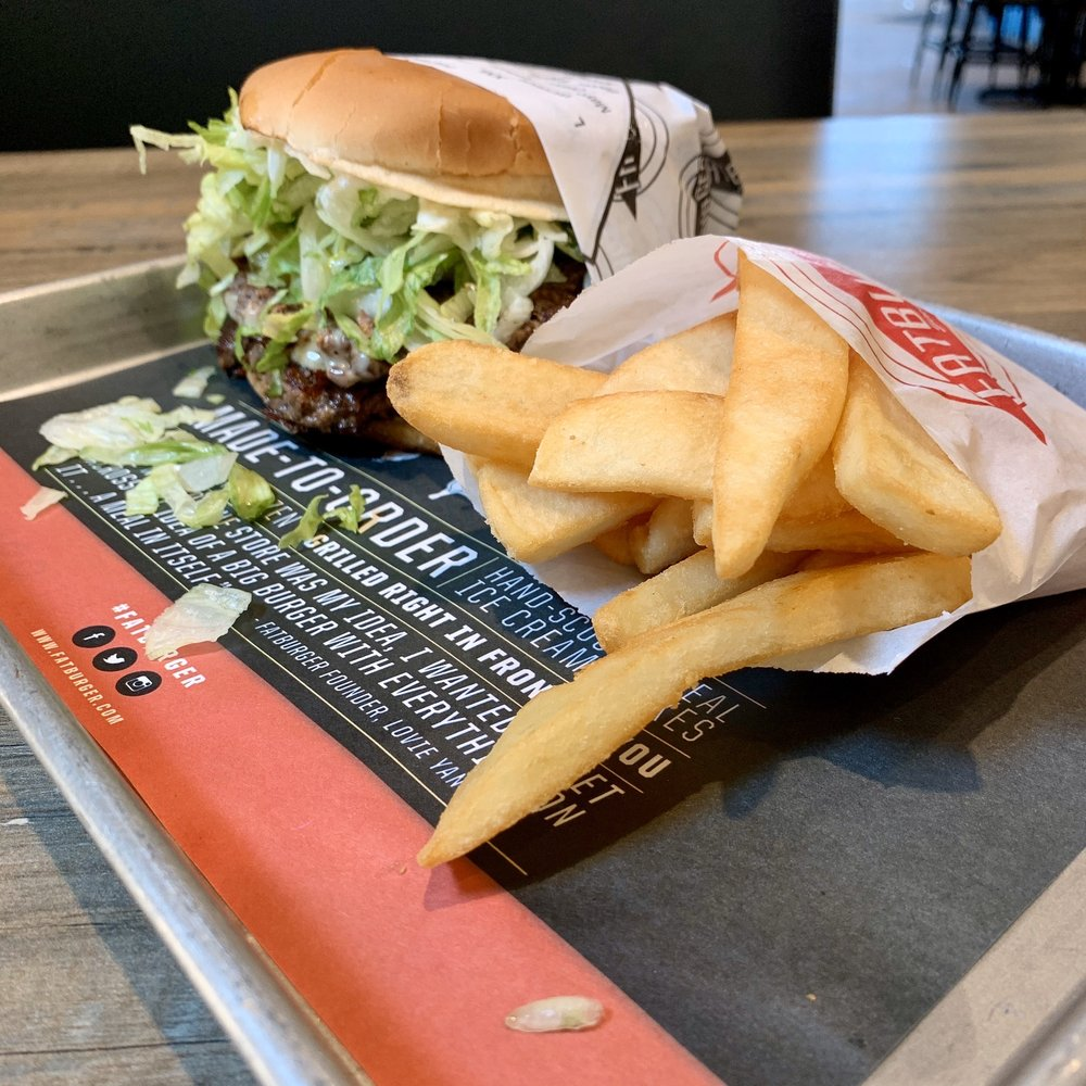 Fatburger & Buffalo's Express - Order Food Online - 32