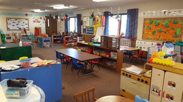 Modular Classroom Portland Oregon : Divine shepherd little lamb preschool crèche garderie