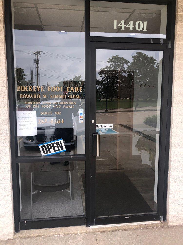 Howard Kimmel, DPM - Buckeye Foot Care: 14401 Snow Rd, Brook Park, OH