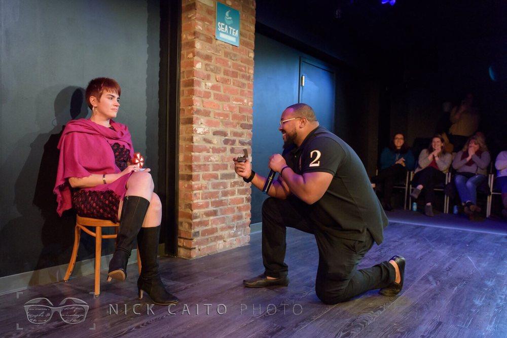 Sea Tea Comedy Theater: 15 Asylum St, Hartford, CT