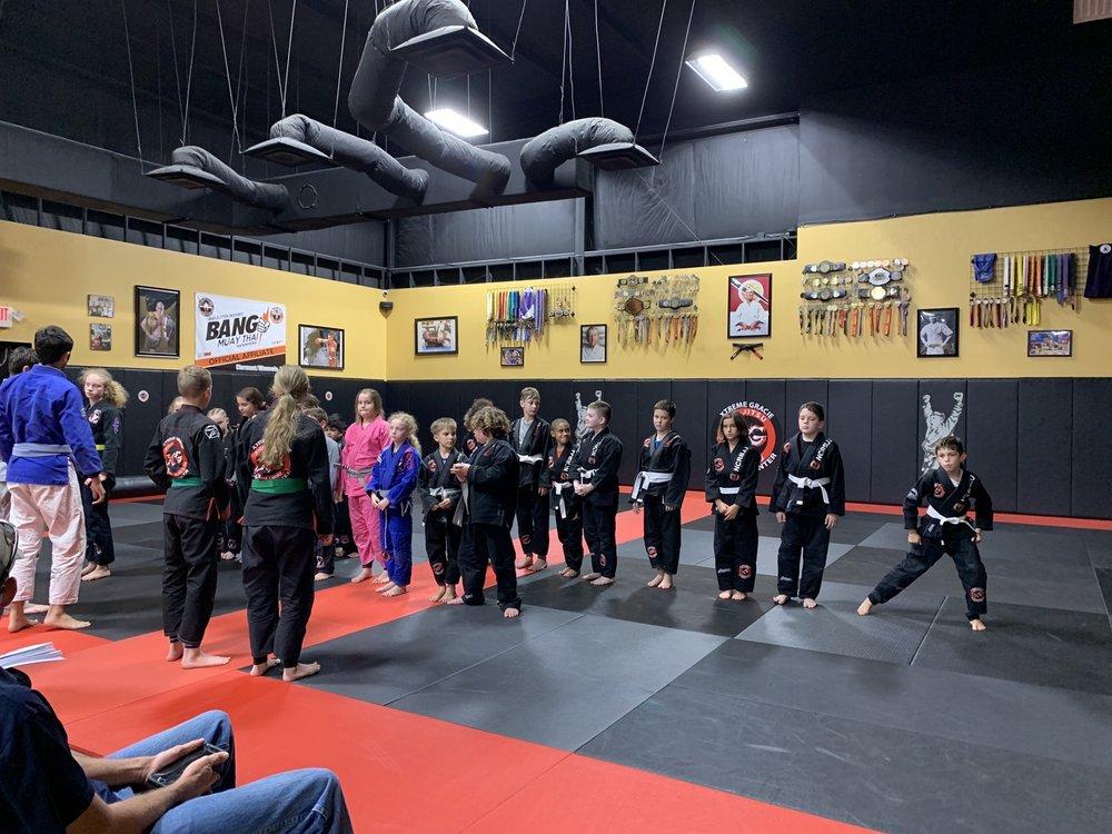 Xtreme Gracie Jiu Jitsu: 544 S Hwy 27, Minneola, FL