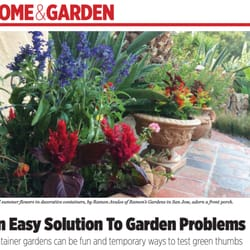 Photo Of Ramonu0027s Garden U0026 Landscaping   San Jose, CA, United States.  Magazine