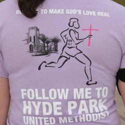 Hyde Park United Methodist Church logo