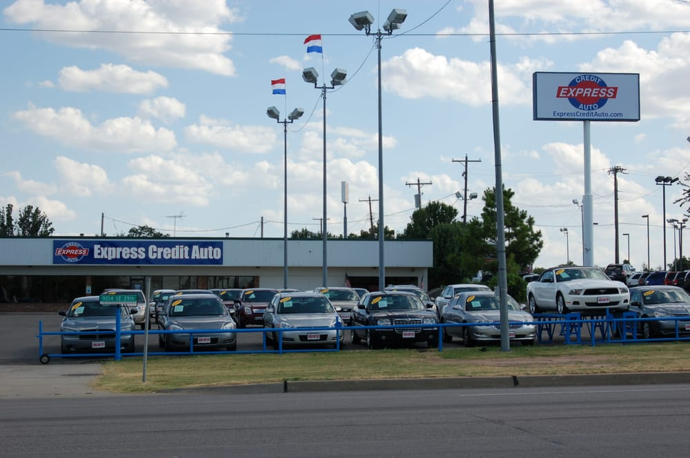 Express Credit Auto >> Express Credit Auto Car Dealers 9014 Se 29th St Midwest