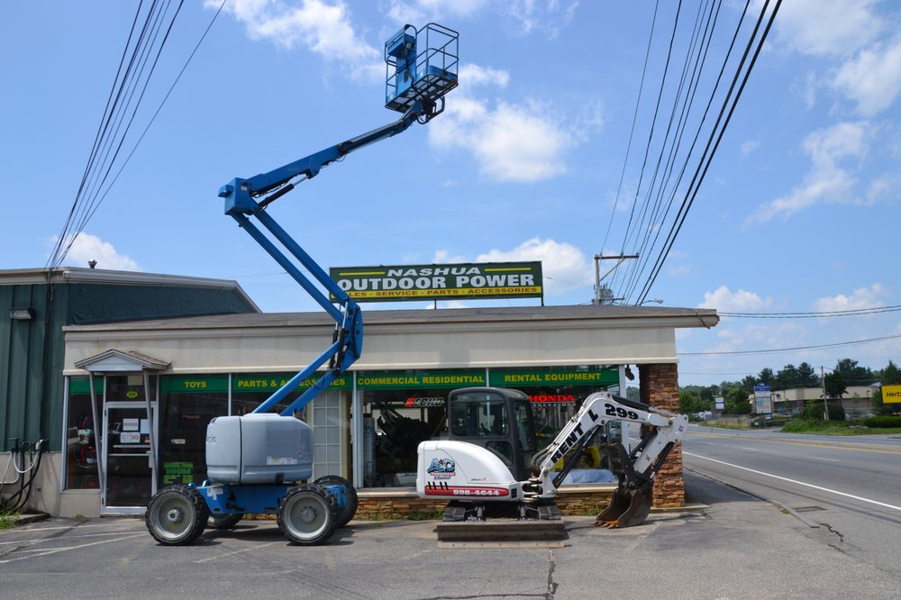 Nashua Outdoor Power Equipment: 332 Amherst St, Nashua, NH