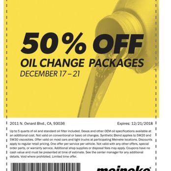 Meineke Oil Change >> Meineke Car Care Center 26 Photos 49 Reviews Auto