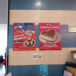 Dairy queen ice cream frozen yogurt av bordo for Cd jardin nezahualcoyotl
