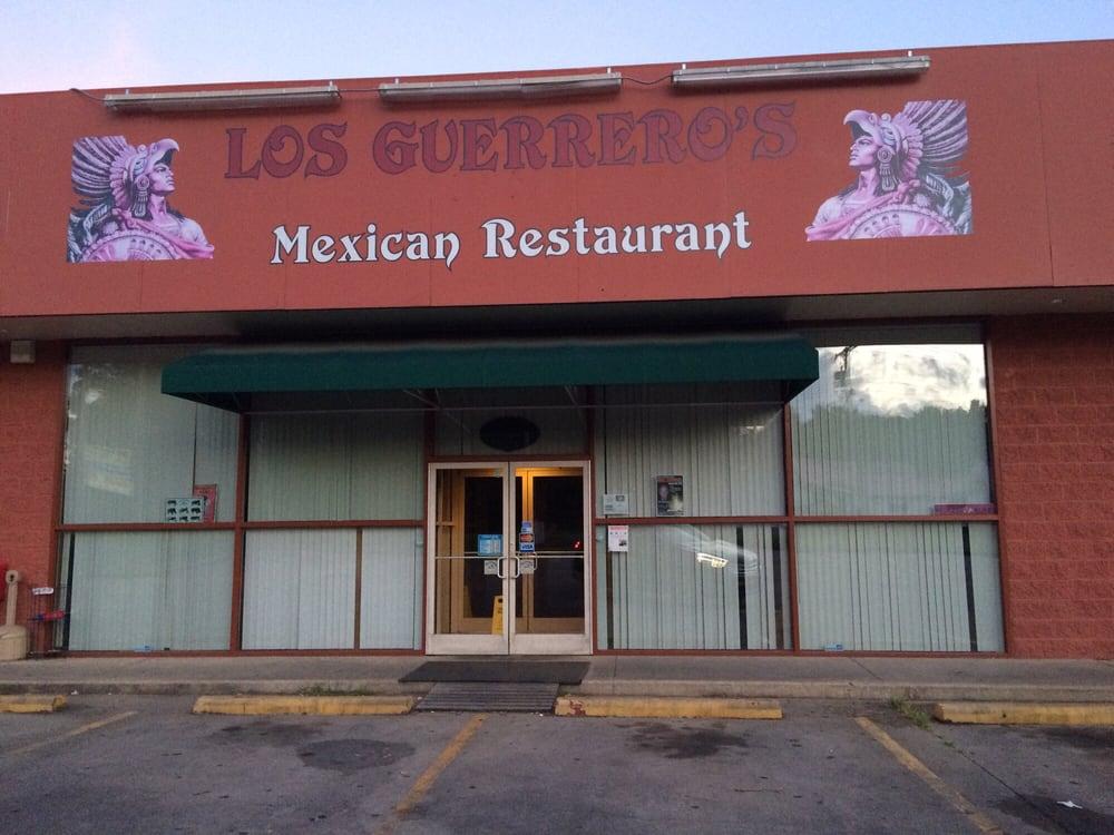 Los Guerrero's: 1103 N Main St, LaFayette, GA