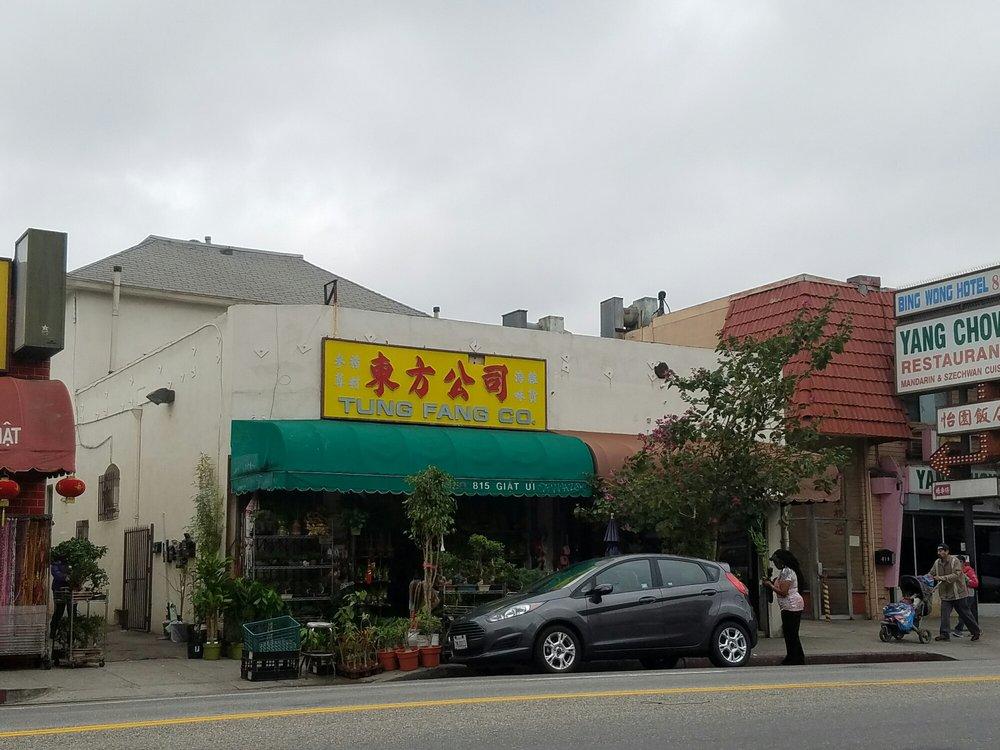 Tung Fong Company: 815 N Broadway, Los Angeles, CA