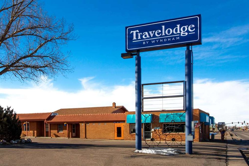 Travelodge by Wyndham Casper: 2325 E Yellowstone Hwy, Casper, WY