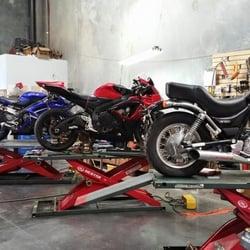 Photo of Thirteen55 Motorsports - Mesa, AZ, United States. Inside the shop