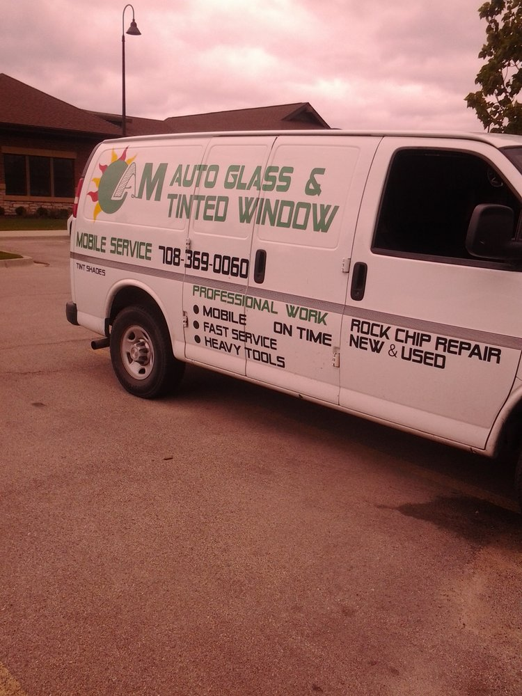 Photo of AM Auto Glass & Tinted Window: Bellwood, IL