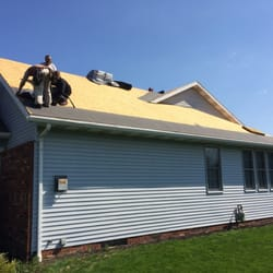 Photo Of Darrell Yoder Roofing Akron Oh United States Ice Water