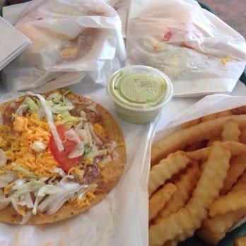 Tony S Mexican Food Riverside Ca