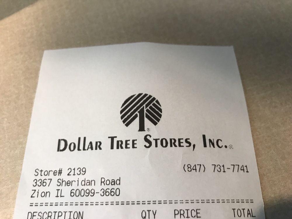 Dollar Tree: 3367 Sheridan Rd, Zion, IL