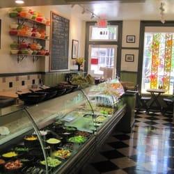 Photo Of Pee Fontaine Salad Co Alexandria Va United States