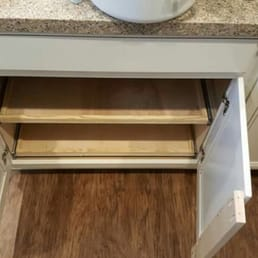 Photo Of Opetra Custom Cabinets   Round Rock, TX, United States. Roll Out