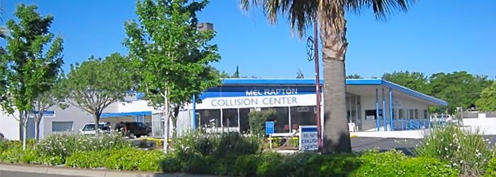 Mel rapton collision center 20 reviews body shops for Mel rapton honda sacramento ca