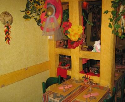 Restaurant Le Petit Mexicain Salon De Provence