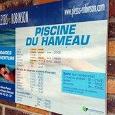 Piscine du hameau saunas 5 rue blaise pascal le plessis robinson hauts - Piscine du hameau plessis robinson ...