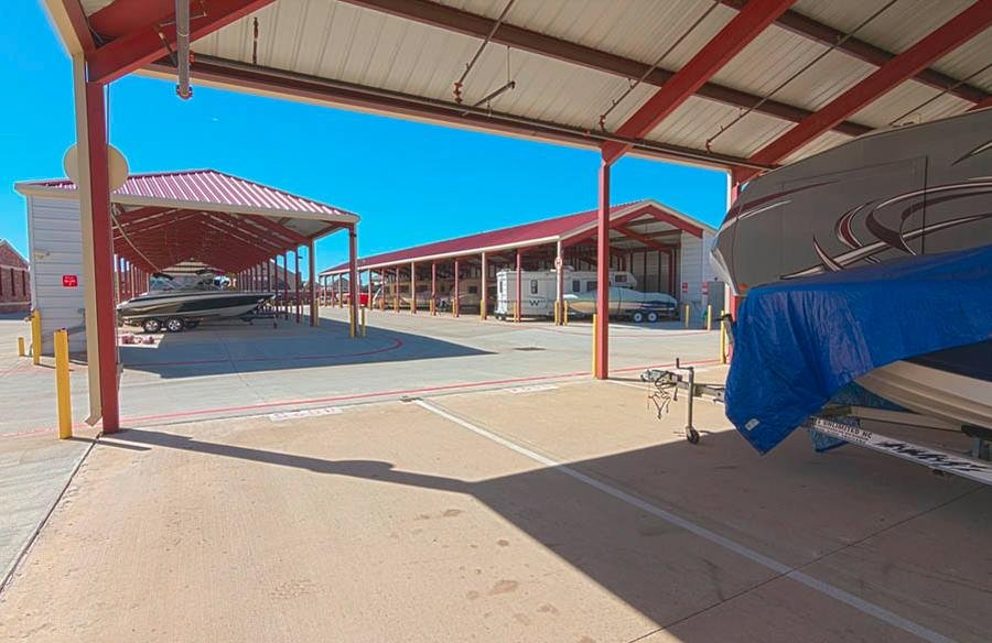 All Storage - Aubrey: 26740 E University Dr, Aubrey, TX