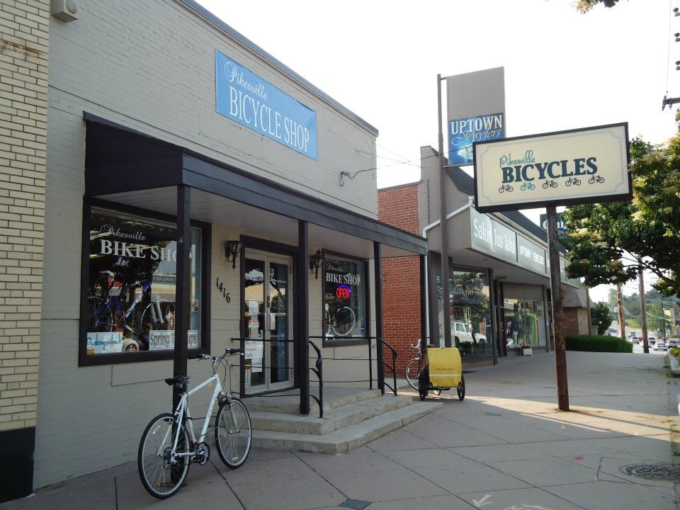 Pikesville Bicycle Shop