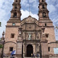 P O Of Plaza De La Patria Aguascalientes Mexico