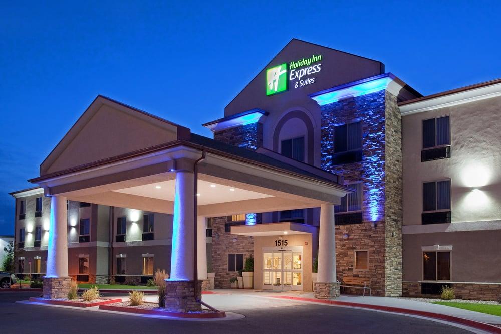 Holiday Inn Express & Suites Vernal - Dinosaurland: 1515 W US Hwy 40, Vernal, UT