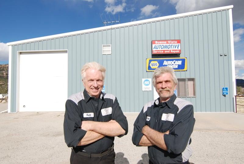 Buena Vista Automotive: 545 1/2 Hwy 24 N, Buena Vista, CO