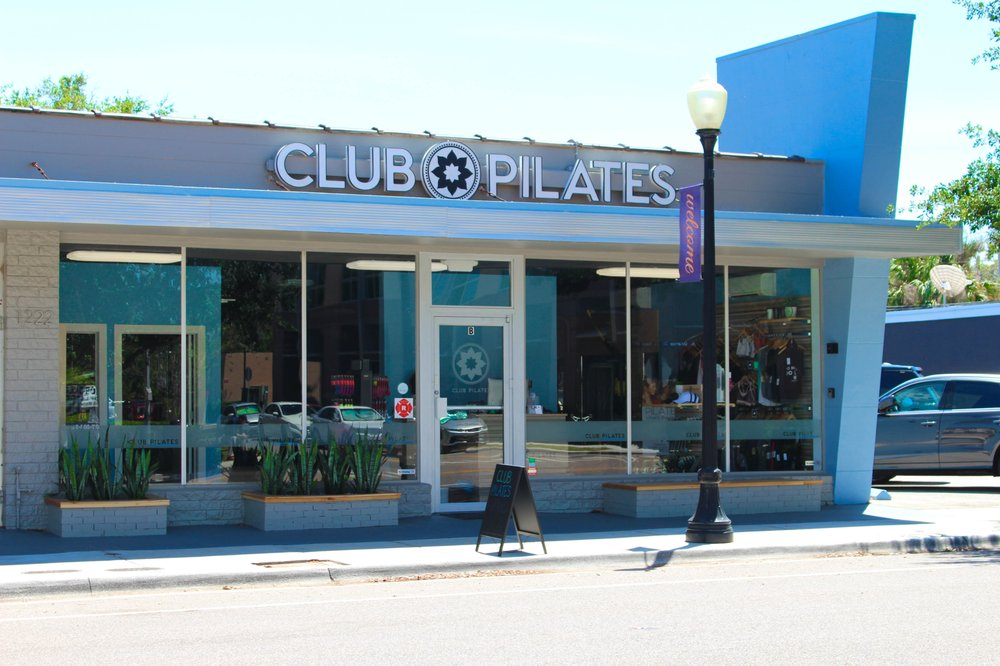 Club Pilates - Winter Park: 1222 N Orange Ave, Winter Park, FL