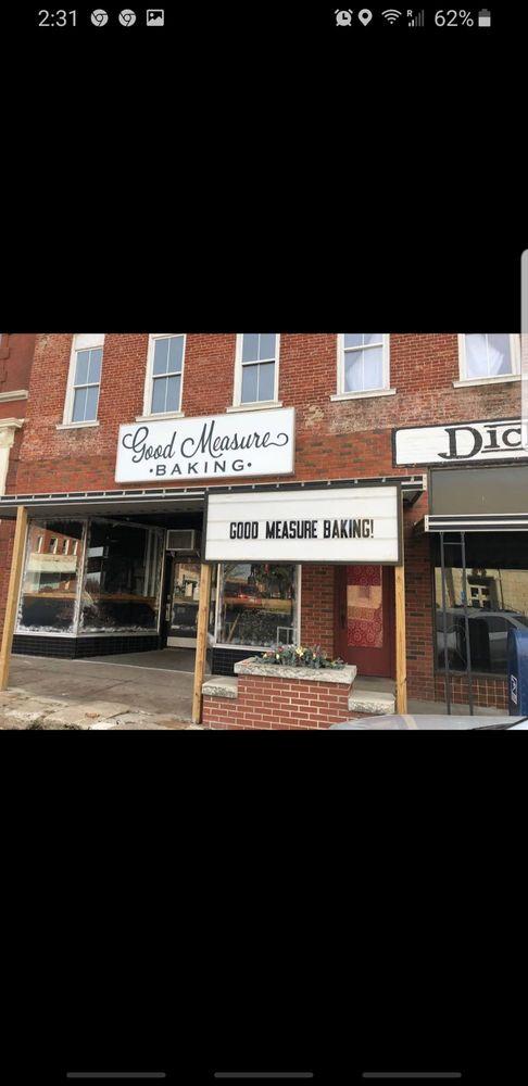 Good Measure Baking: 5 W Washington Ave, Carrollton, MO