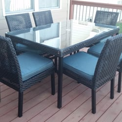 Attrayant Photo Of Columbia Furniture Assembly   Columbia, MO, United States. Patio  Dining Set