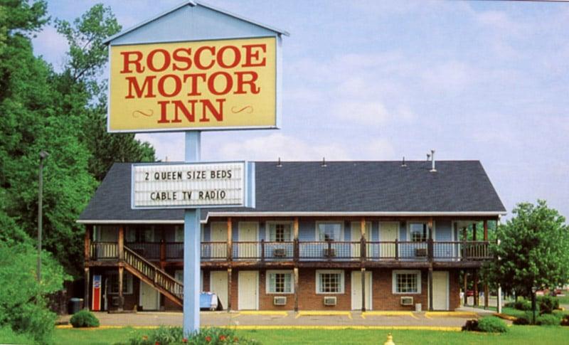 Roscoe Motor Inn: 421 S Whitewoman St, Coshocton, OH