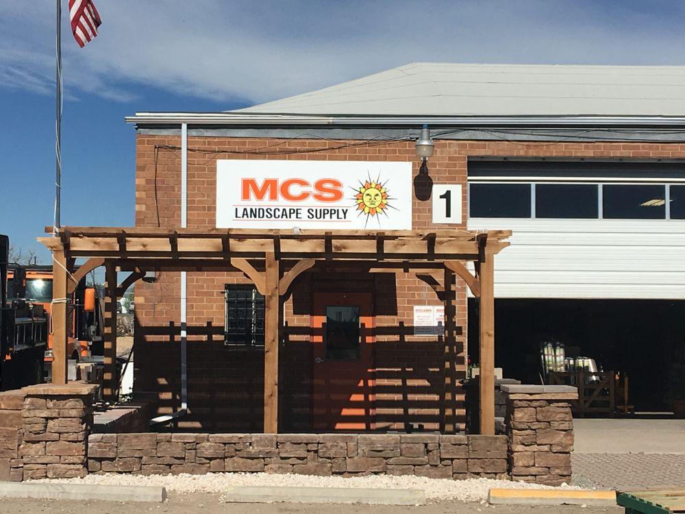 MCS Landscape Supply: 6041 Huron St, Denver, CO