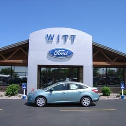 photo of witt ford inc crivitz wi united states witt auto sales
