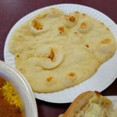 Photo Of Fusion Kitchen   Midwest City, OK, United States. Single Naan