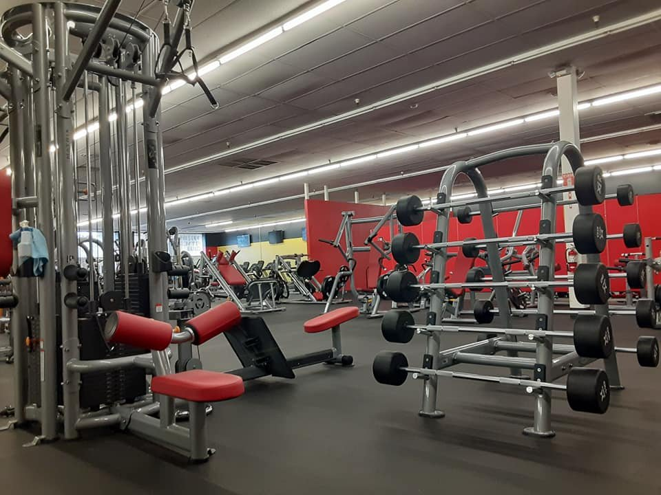 Arizona Fitness Club: 307 B South Beeline Hwy, Payson, AZ