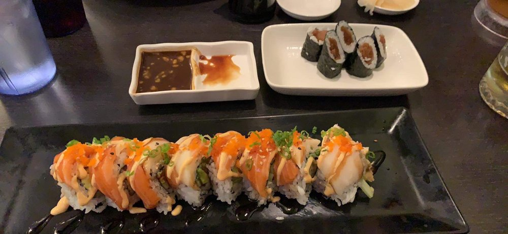 Kiyora Sushi: 1150 Brookside Ave, Redlands, CA