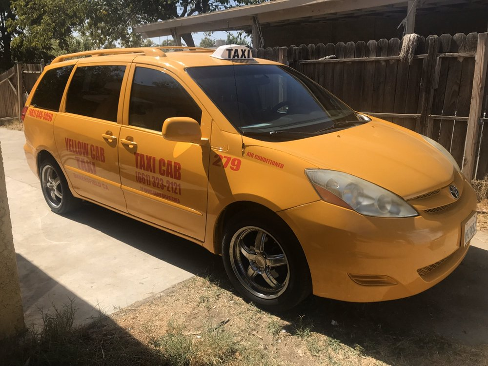 Yellow Cab Taxi: Bakersfield, CA
