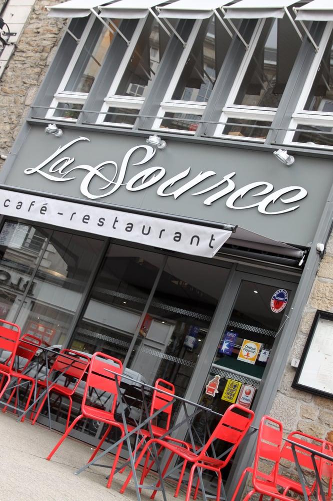 la source restaurants 36 rue thiers vannes morbihan restaurant avis num ro de. Black Bedroom Furniture Sets. Home Design Ideas