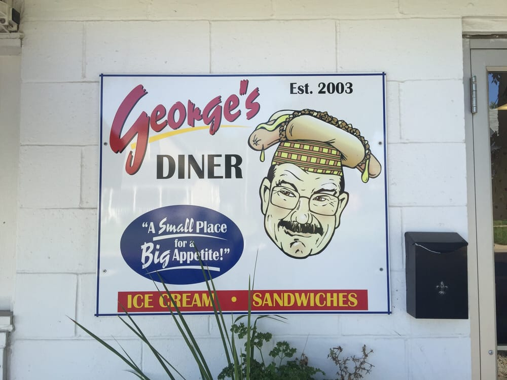 George's Diner: 2302 11th Ave S, Fort Dodge, IA