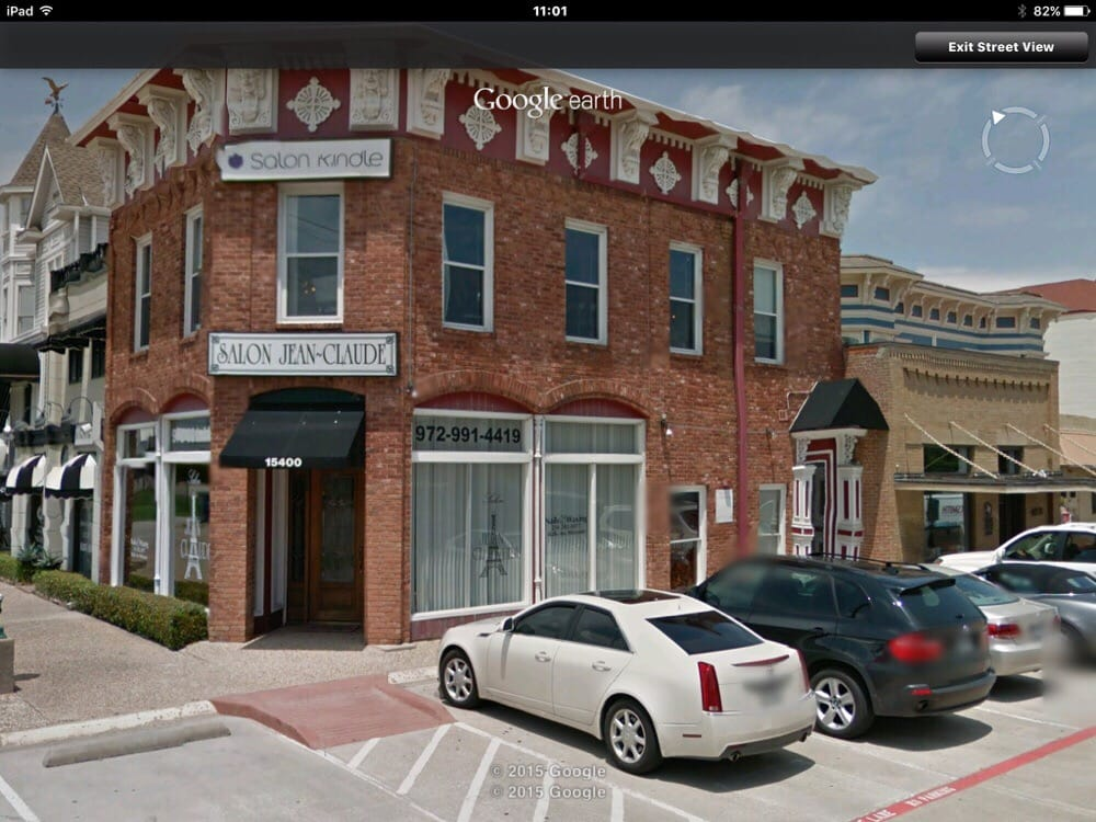 Salon Kindle: 15400-A Addison Rd, Addison, TX