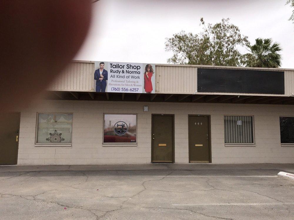 Rudy & Norma Tailor Shop: El Centro, CA