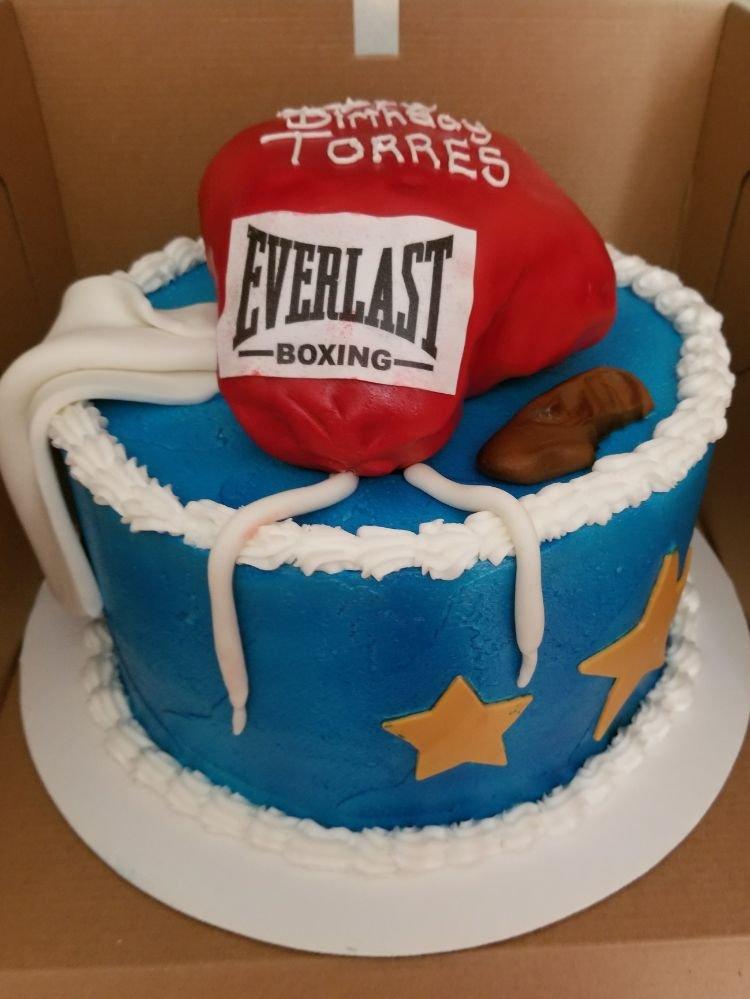Boxing Birthday Cake Yelp