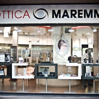 Ottica Maremmi - Brille & Optiker - Viale Europa 41, Gavinana ...