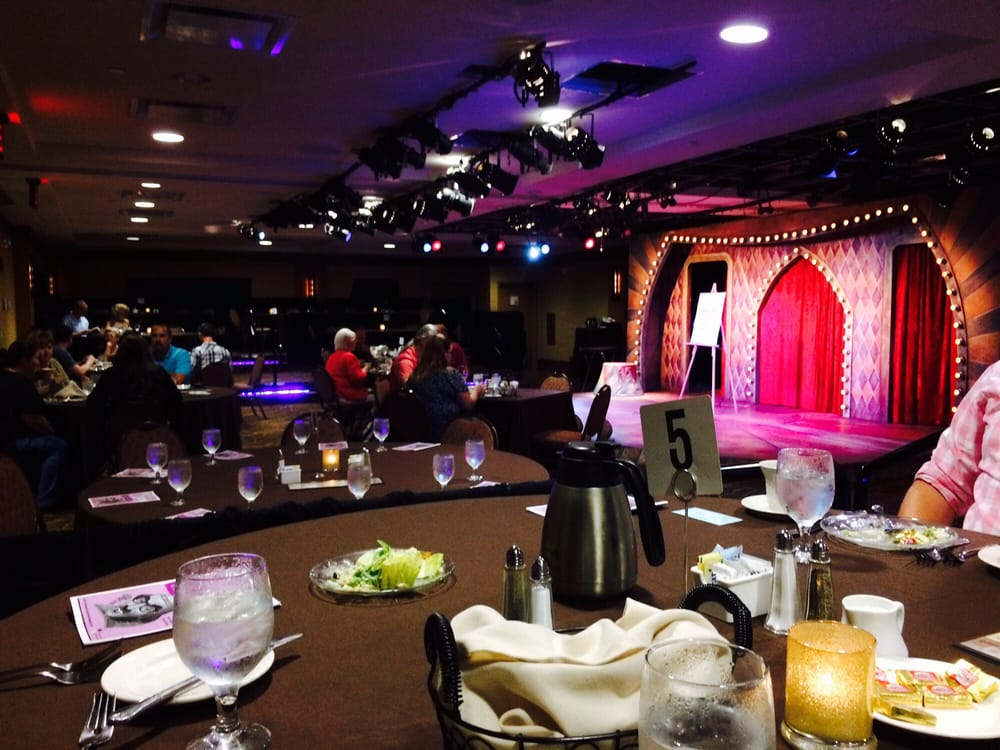 Lake George Dinner Theatre: 2223 Canada St, Lake George, NY