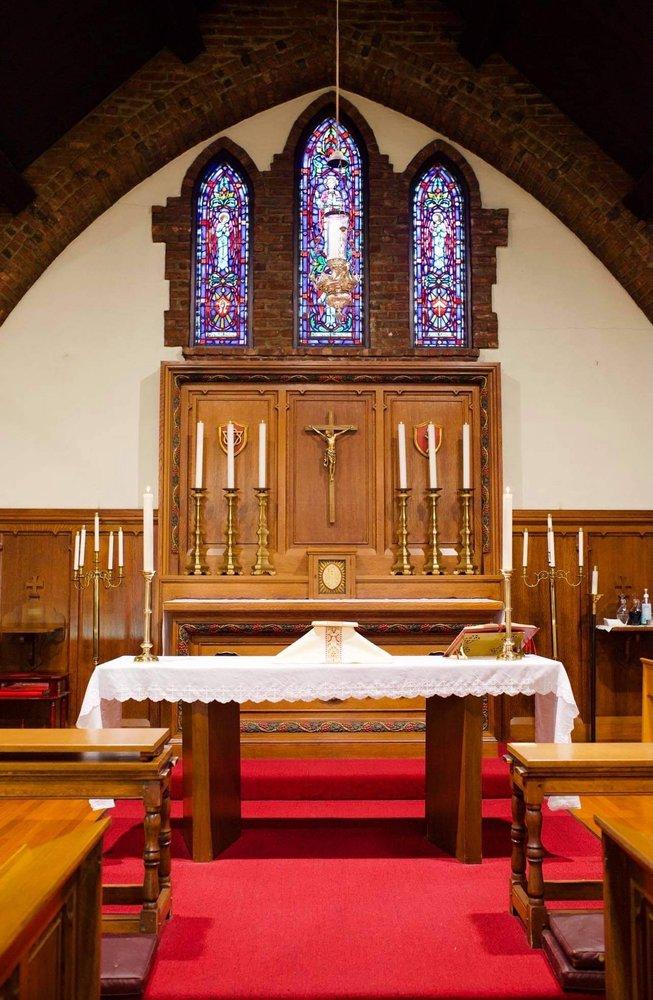 St Thomas Episcopal Church: 6 Commonwealth Blvd, Bellerose Village, NY
