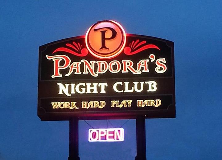 Pandora's Adult Cabaret: 8914 Lake City Way NE, Seattle, WA