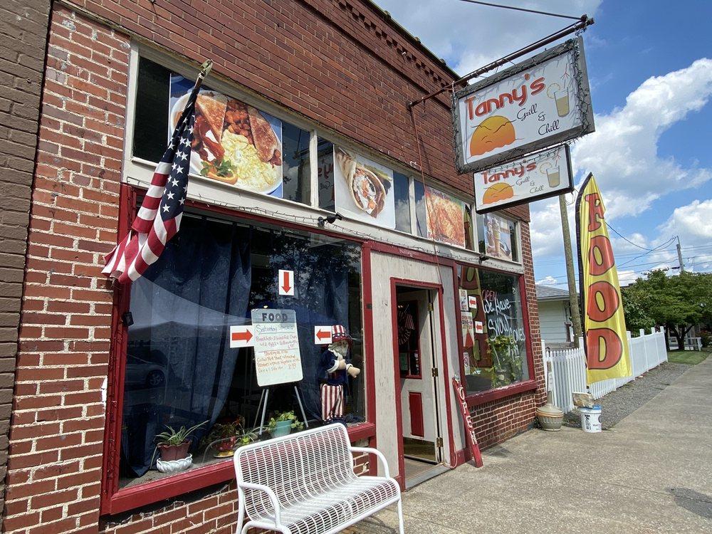 Tannys Grill N Chill: 319 E Main St, Golconda, IL